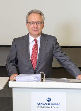 (2) Prof. Dr. Huttegger